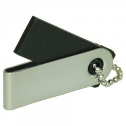 Micro Metal Swivel Flash Drive