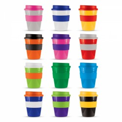 350ml Reusable Express Cup with Screw Top Lid
