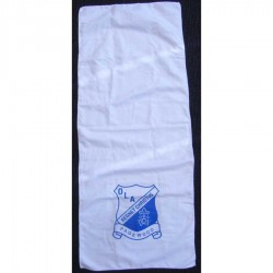 Microfibre Sports Towel with Screen Print